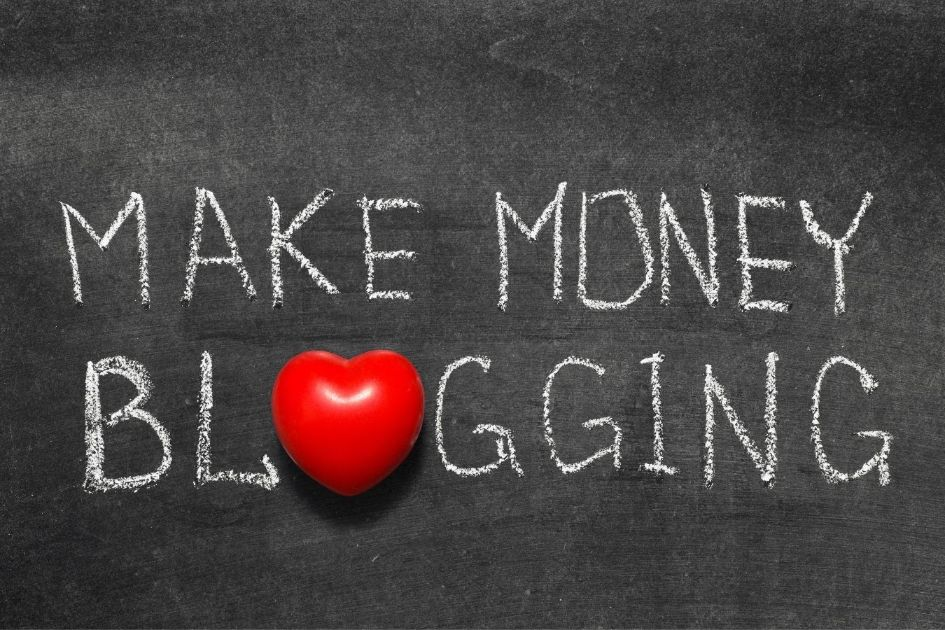 Earn easy money blogging with affiliate marketing