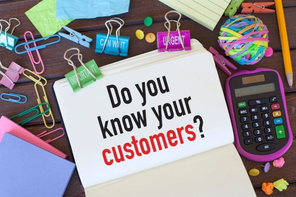 know your audience - customers is critical in affiliate marketing
