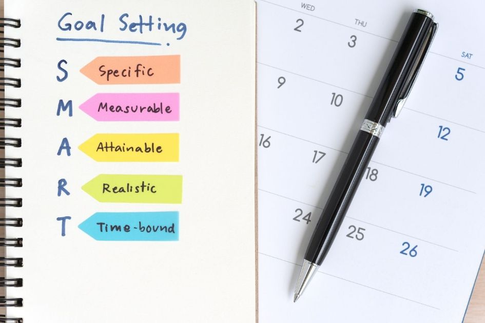 Set goals is critical for Affiliate Marketing Tips for beginners