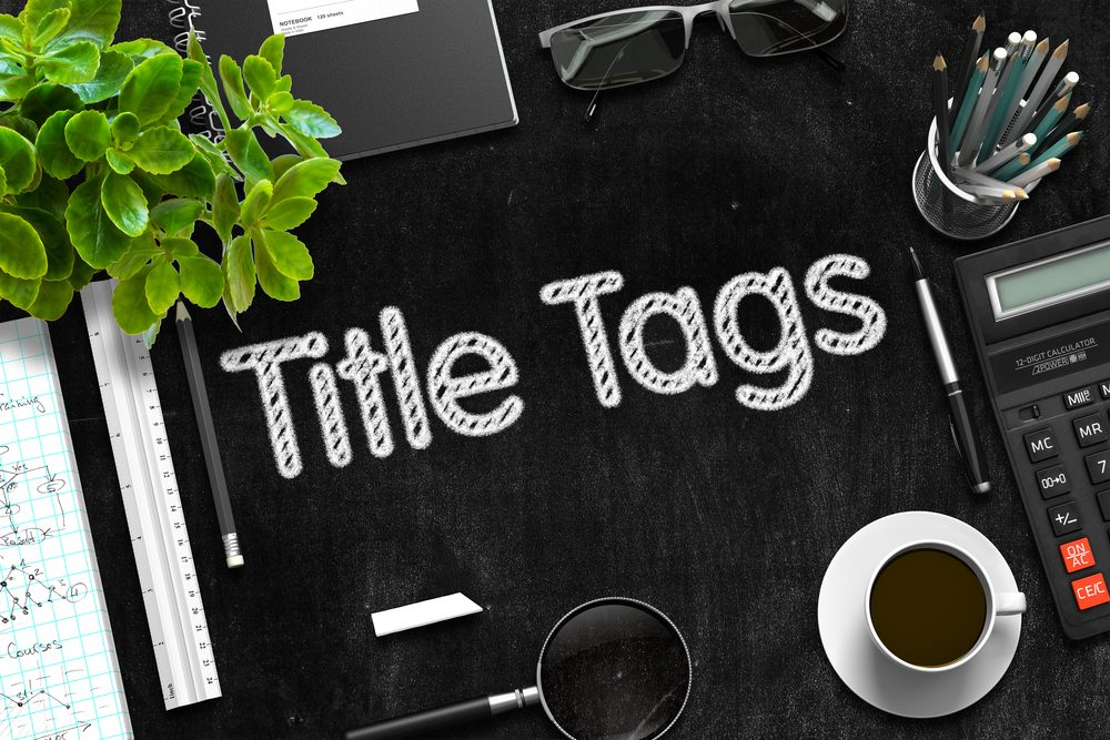 Page Title and Title tags - Best Page Ranking Factors