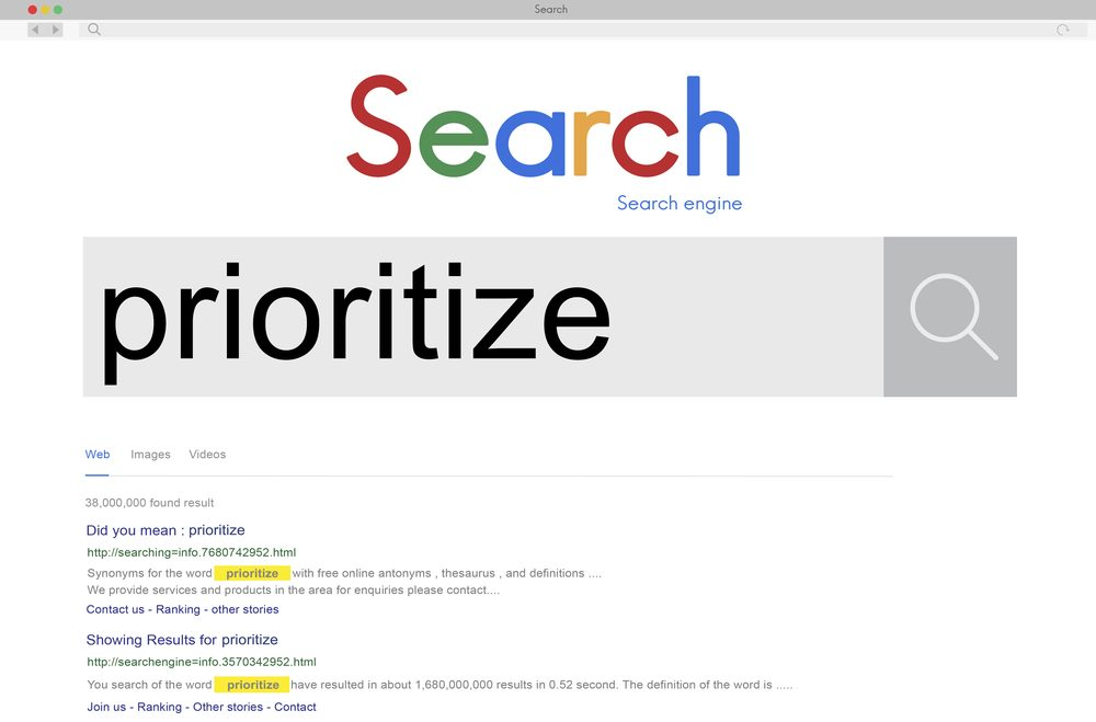 Prioritizing SEO - Best Page Ranking Factors