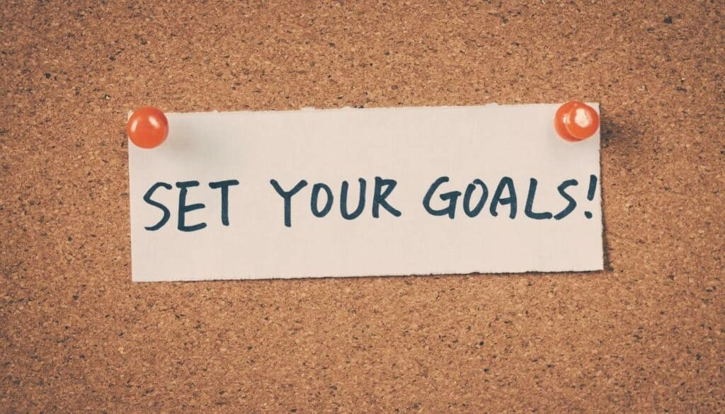 Set your goals in your email marketing strategy