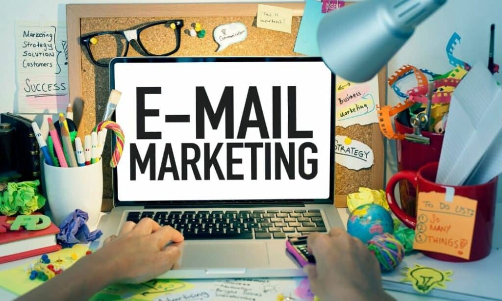 email is a much more effective technique to acquire new customers