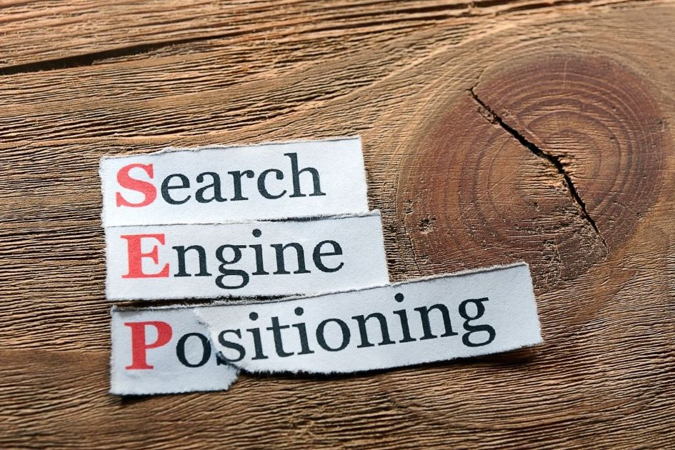 Search Engine Positioning in Google