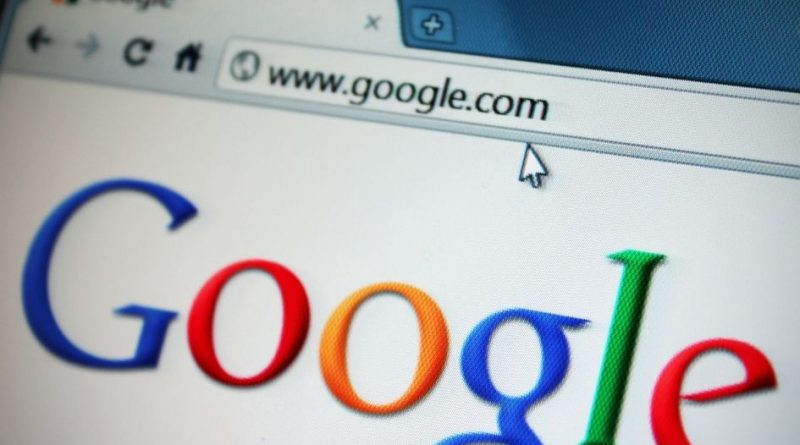 Web positioning in Google