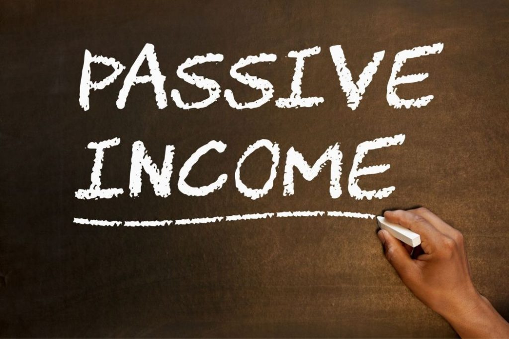 If you want to create passive income then you should create Your Personal Blog