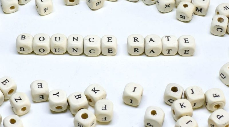8 Errors that Increase the Bounce Rate
