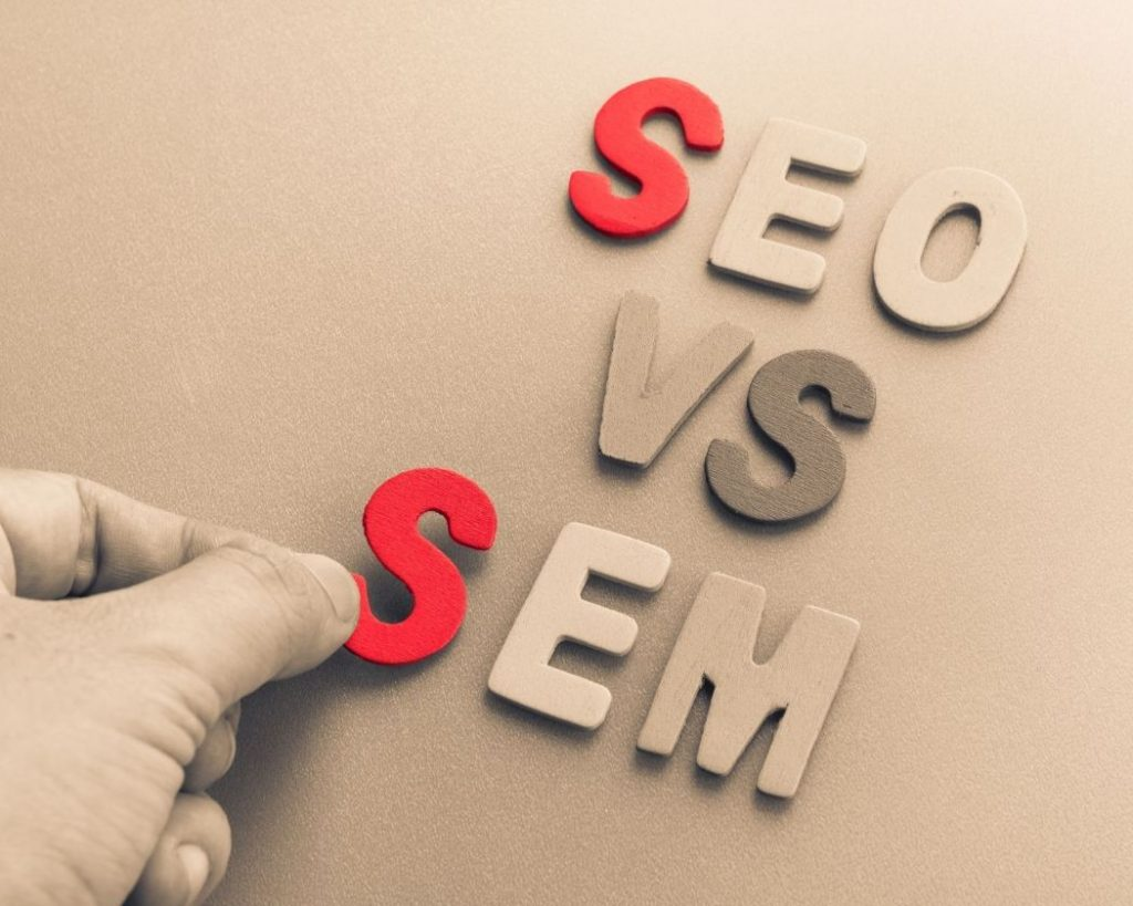 SEM and SEO best practices is one of Best Topics on Your Digital Marketing Blog