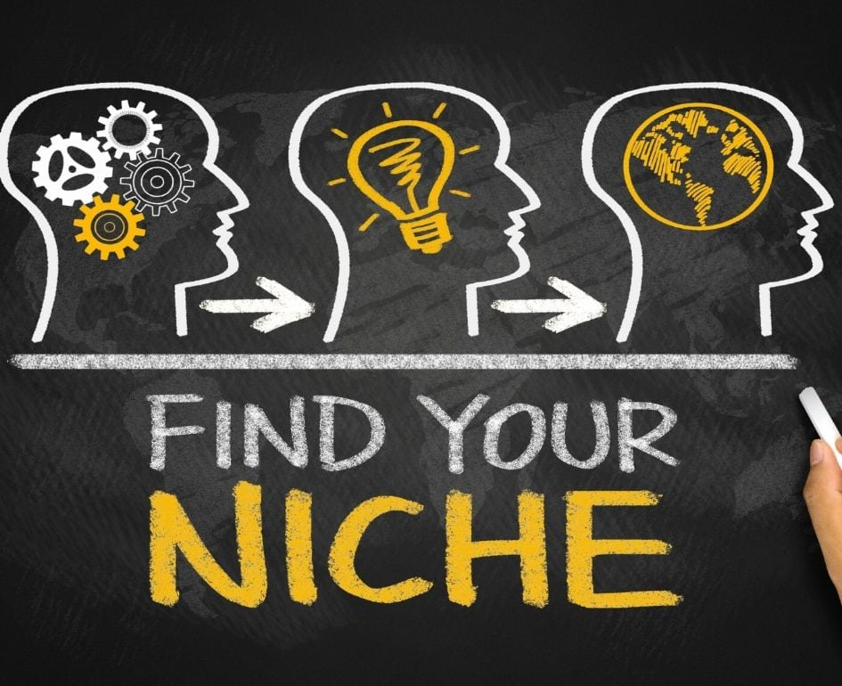 Finding your niche is essential in your journey to build an Affiliate Marketing Business