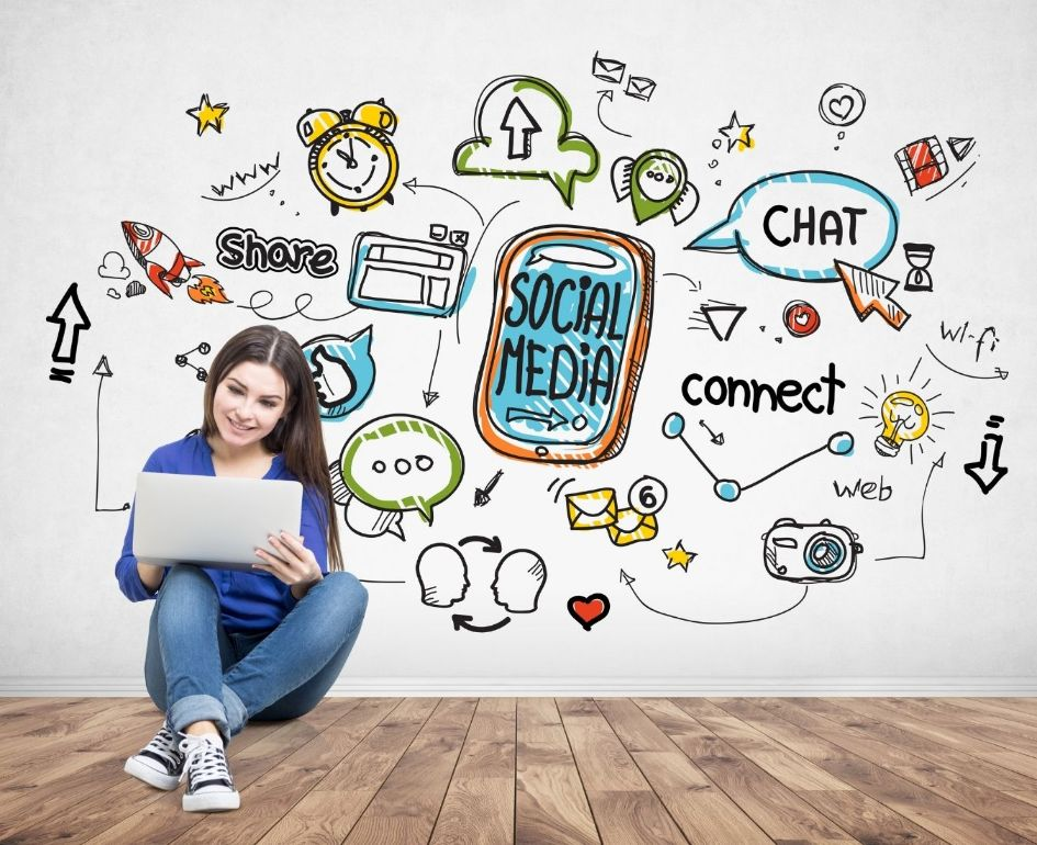 Social Media is a vital tool to help you build an Affiliate Marketing Business
