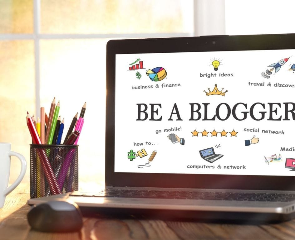 Start blogging is probably the best and easiest way to start your affiliate marketing journey