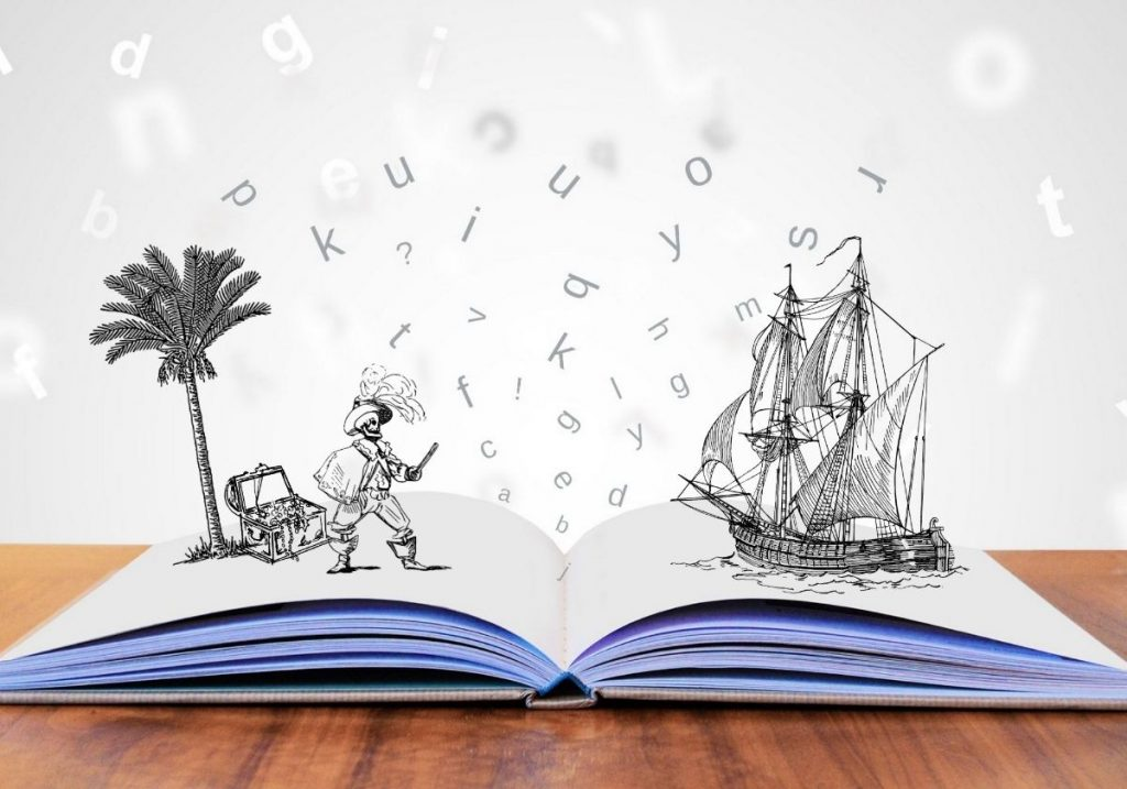 Telling stories is critical for the acquisition of a product