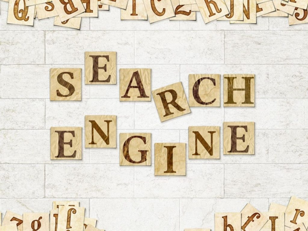 Updates on search engine algorithms