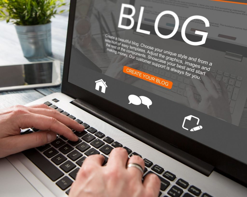 You can take control of your blog and make it a powerful marketing asset