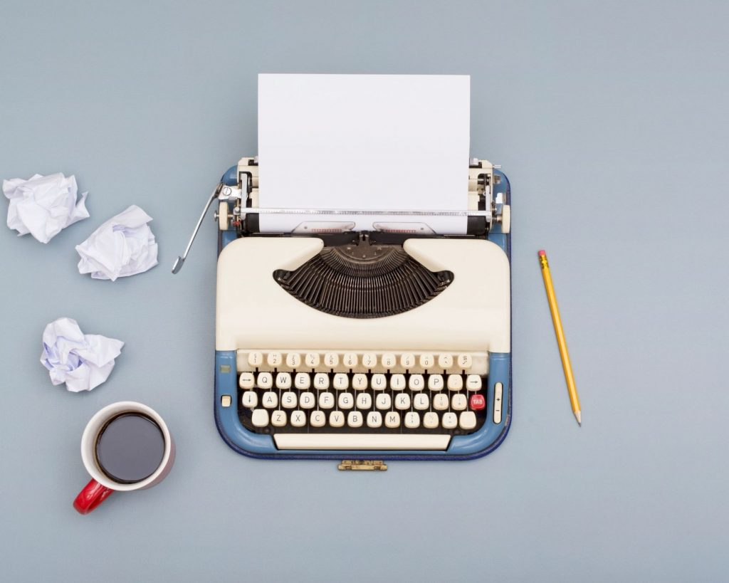 You are a marketer first, but the fact that you aren't a great writer shouldn't stop you from writing on your blog