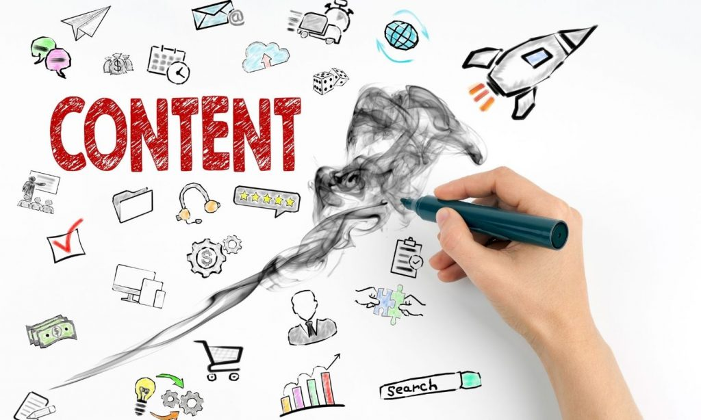 Content is king f you want to succeed in affiliate marketing