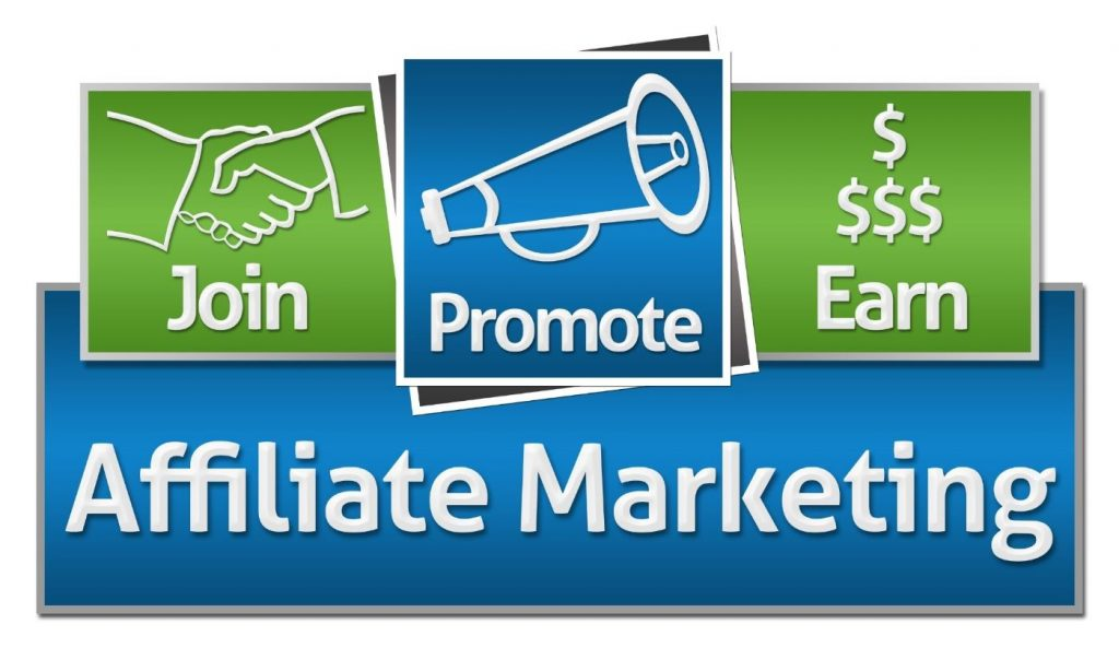 Affiliate marketing is a strategy where website owners are encouraged to promote a product or service