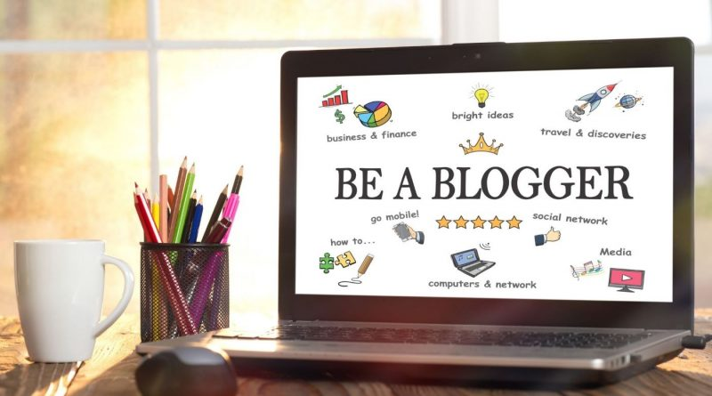 The blogging lifestyle and how easy it is to get started blogging