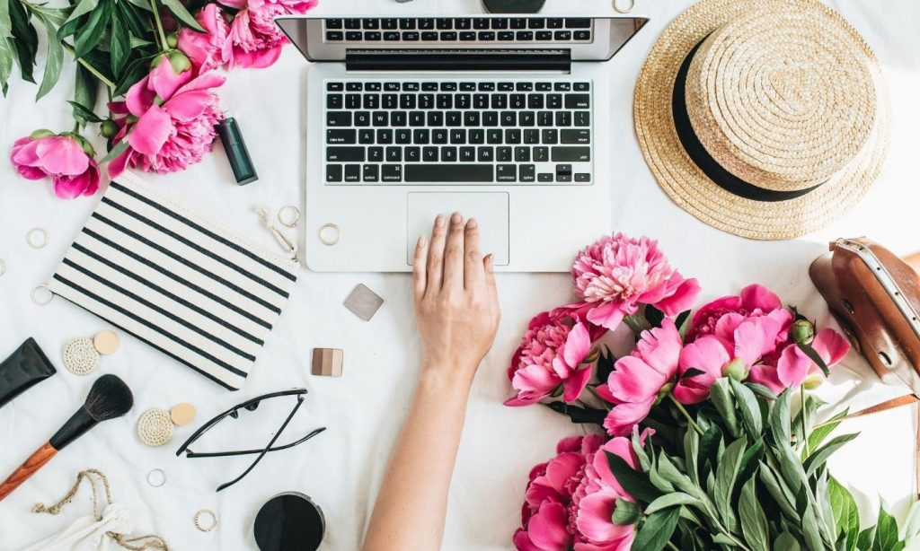 The blogging lifestyle is a great business model