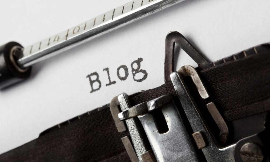 Start blogging because there are countless benefits of blogging