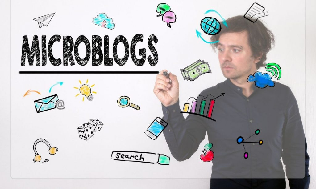 Microblogging is a great way to build awareness of your products and services