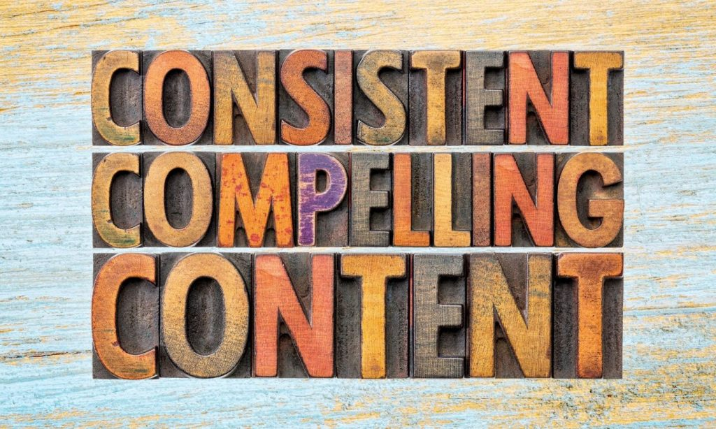 As a blogger you must try to create compelling content