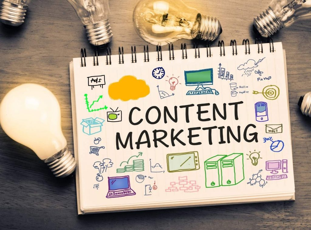 Content Marketing must educate and convert the customer