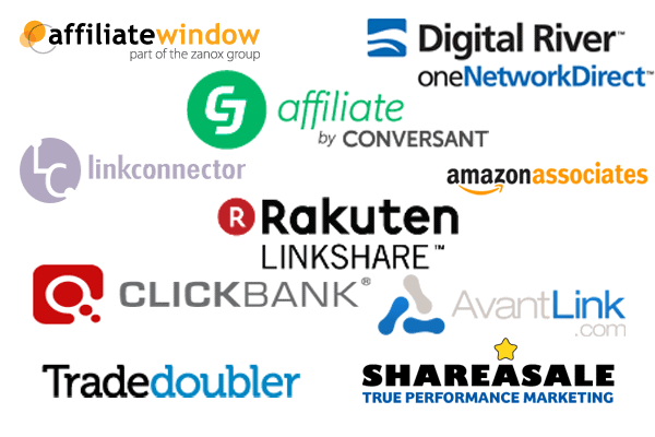 Join the best affiliate networks