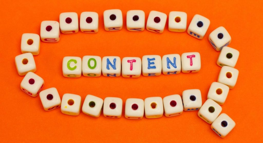 A fundamental feature of successful content is that in addition to informing, entertaining, teaching, and inspiring, they have a well-organized structure to show information of interest to readers