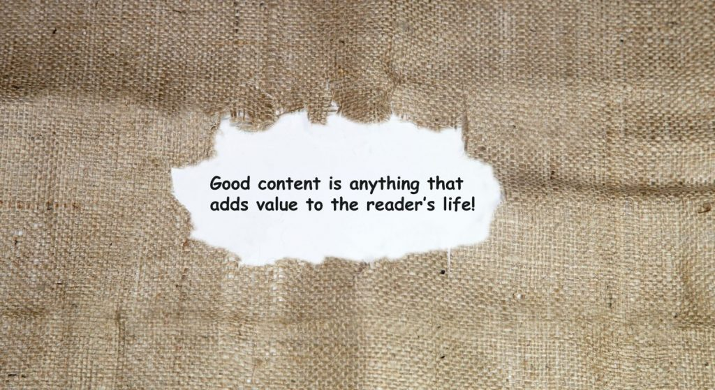 Keys to creating successful content on your blog