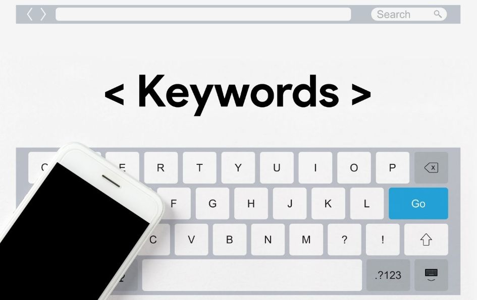 Use engaging keywords in your content