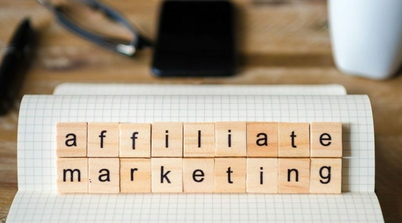 One of the best ways to start an online business is affiliate marketing