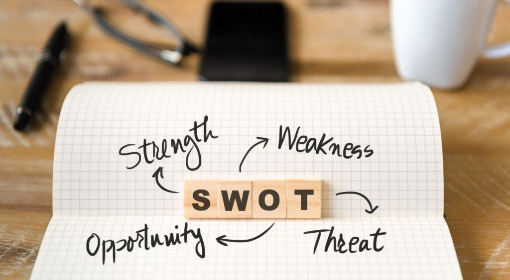 Following SWOT analysis strategy will help you overcome blog stagnation
