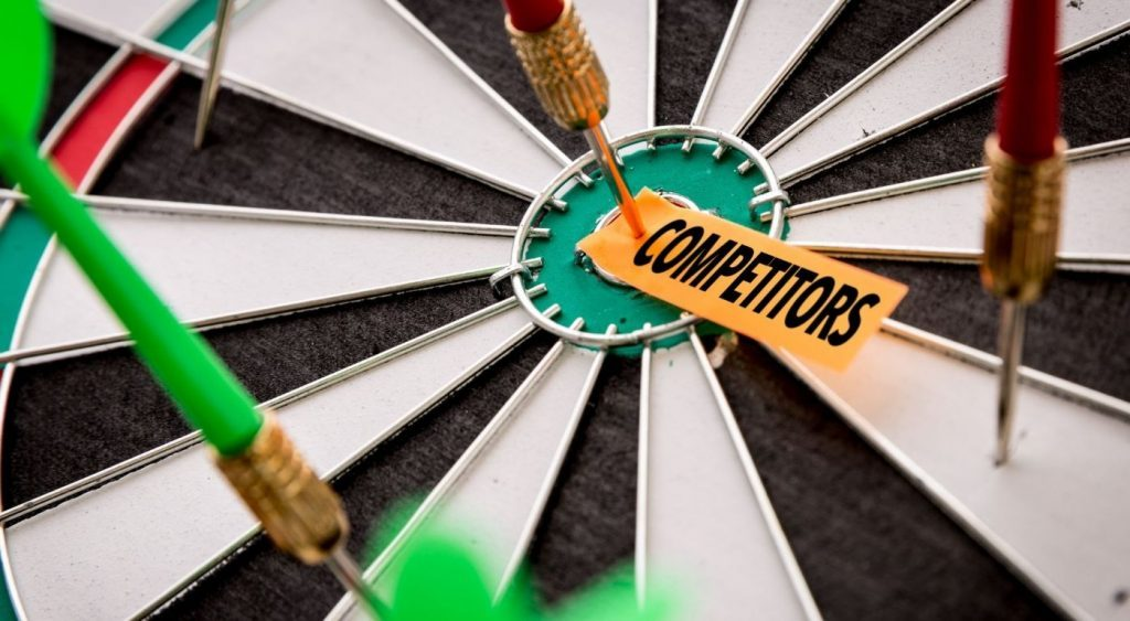 Stop focusing on your competitors