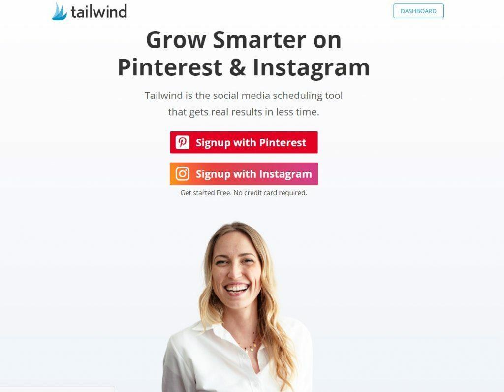 Tailwind Social Media App