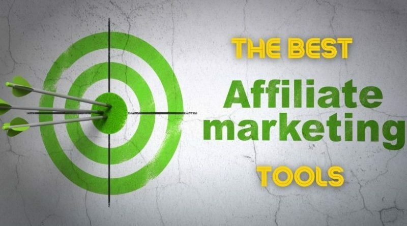 What are the best online tools for Affiliate Marketing (1)