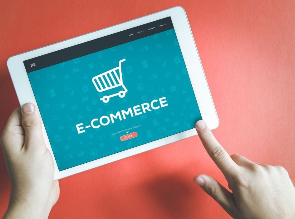 The area of eCommerce and digital marketing is prepared and studied