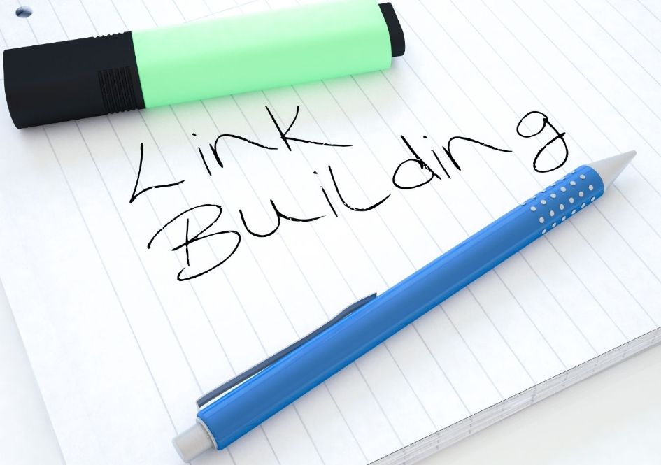 Another essential thing you must do to start an affiliate marketing blog is link building